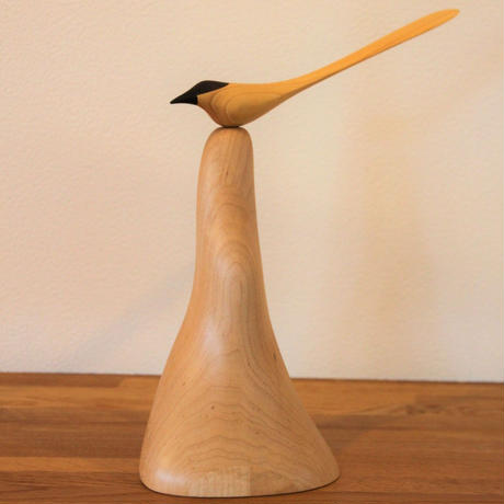 鳥のバターナイフ
