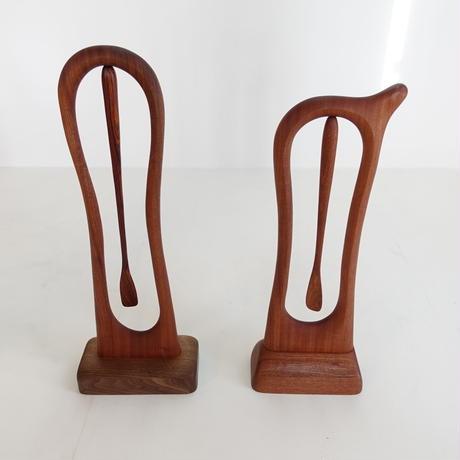 彫刻靴べら
