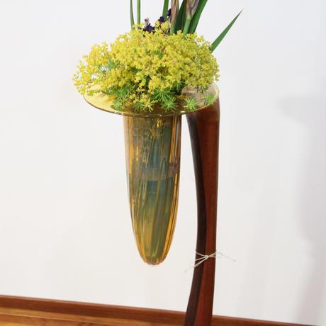 スタンド花器