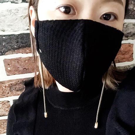 第二弾 Ryona Original【Neckstrap Mask】 _花柄リバーシブル