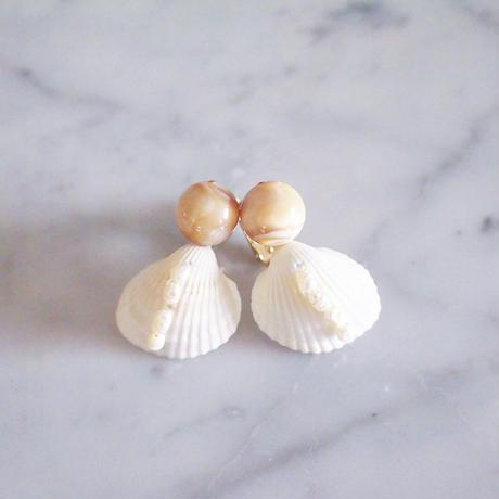 【Dressing shell】_BEIGE