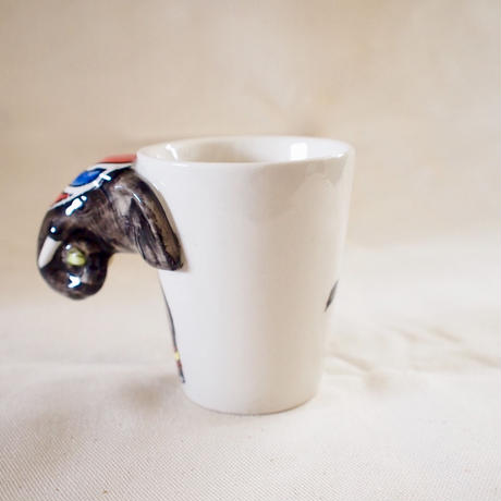 【New Journey Selections】ぞうさんマグカップ