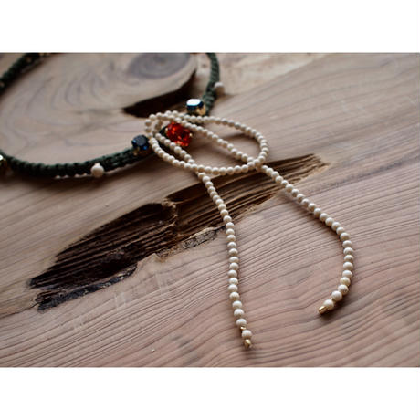 【OLD CITY CRYSTAL】_NECKLACE