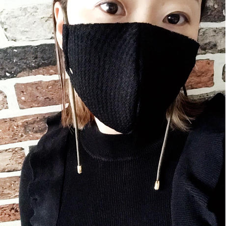 第二弾 Ryona Original【Neckstrap Mask】 _無地