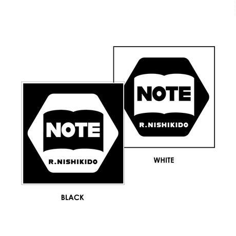 """ハンドタオル(BLACK・WHITE)/LIVE TOUR 2021 """"Note"""""""