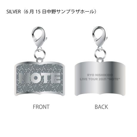 """ツアーファイナル限定チャーム/LIVE TOUR 2021 """"Note"""""""