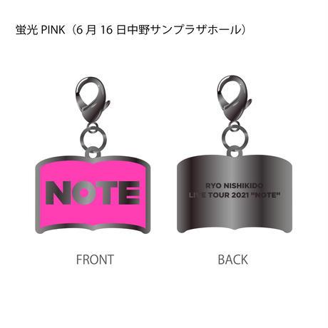 """限定チャーム/LIVE TOUR 2021 """"Note""""【5月15〜6月16日公演分】"""
