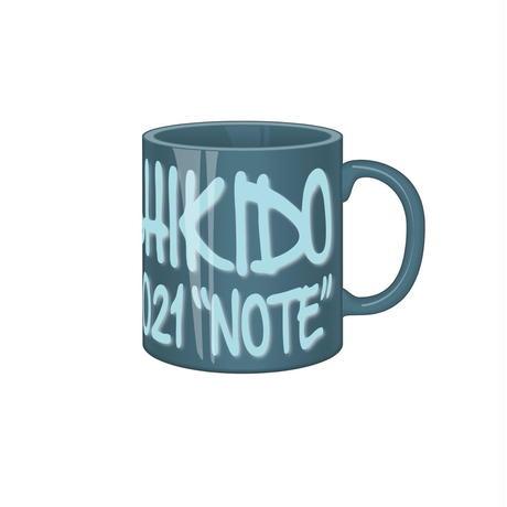 """マグカップ(BEIGE・BLUE)/LIVE TOUR 2021 """"Note"""""""