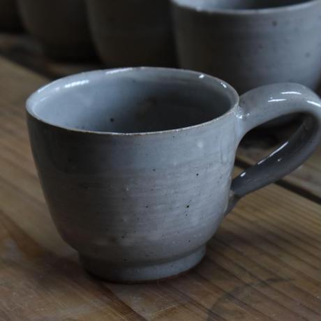 透明釉コーヒーカップ