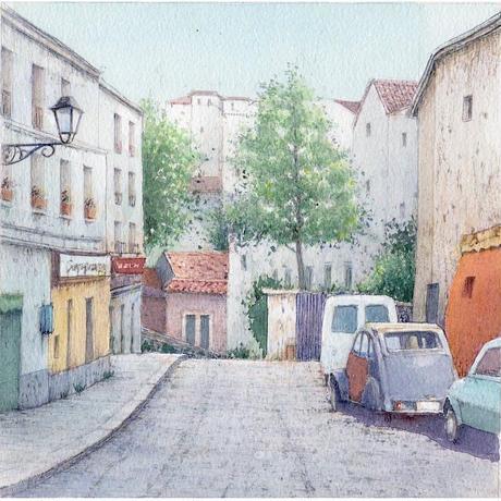 アヴェニュー(パリ・モンマルトル)