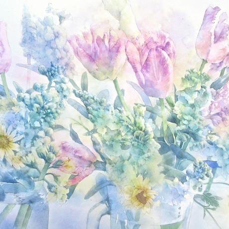花々 光の朝