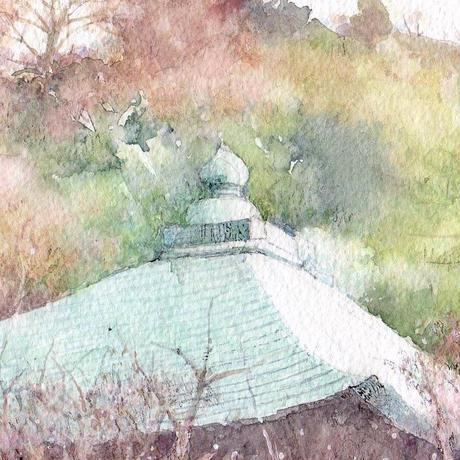 早春の譜(鎌倉・浄明寺)