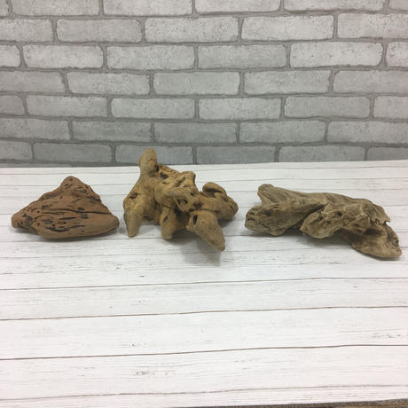 流木のかけら(中) オブジェ インテリア KM18003