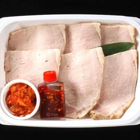【お家で龍園】蒸し豚 100g