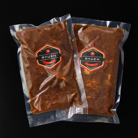 龍園特製 黒毛和牛100%カレー(1人前)