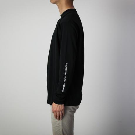 RYUGI  Dry long T-shirt 【WHITE , BLACK】