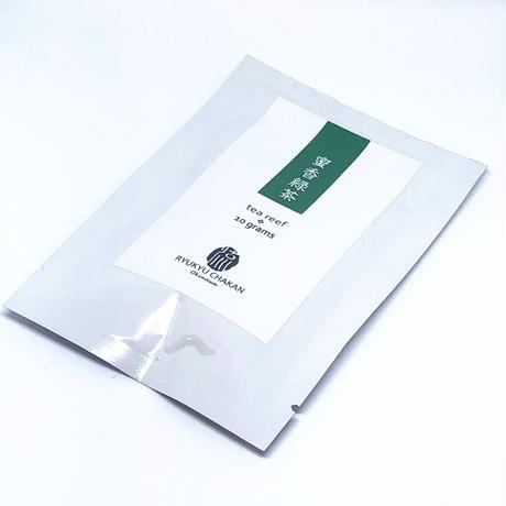 蜜香緑茶10g