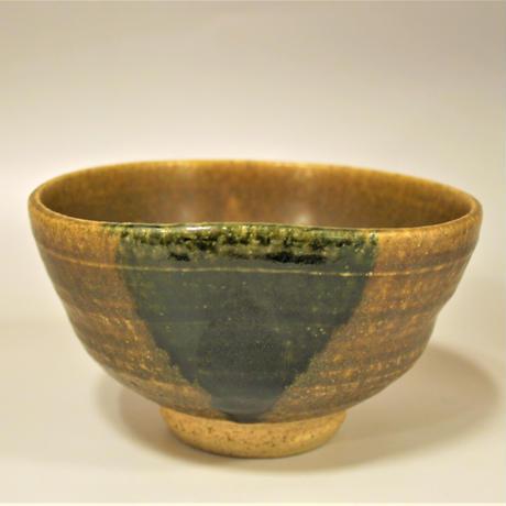 古曽部焼 窯変茶碗