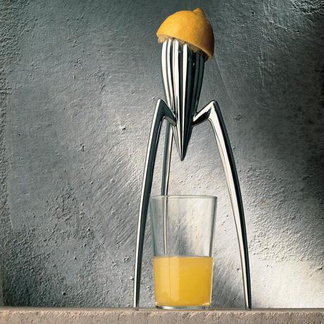 アレッシィ*ALESSI PSJS * ジューシー サリフ (シルバー) *Alessi Juicy Salif Citrus-Squeezer【正規輸入品】