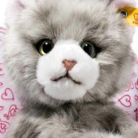 シュタイフ●Steiff 99304●シンディキャット(袋)●Cindy Cat●世界の猫GOODG