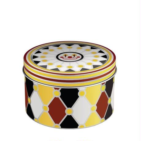 アレッシィ●ALESSI MW31S3 ●サーカスのブリキの箱3個セット●Circus tin boxes, set of 3