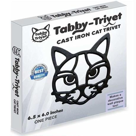 世界の猫GOODS●KSKエンタープライズ 猫の鍋敷き●キャットトリベット●Cat Trivet