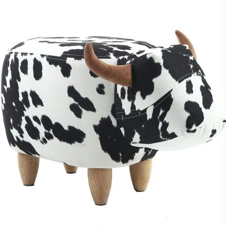 RED CANDY●FS-COW-S●牛の椅子●キャシーザフットフットスツール●Cathy the Cow Footstool