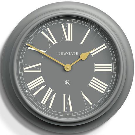 ニューゲート◆Newgate CHOC350PGY◆チョコレートショップ掛け時計◆ポッシュグレー◆Ø50cm