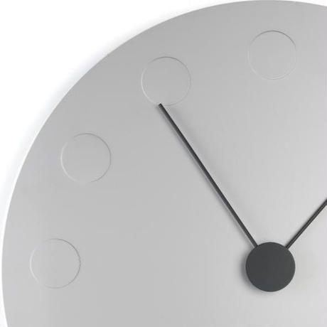 デュオ デザイン◆Duo Design Rounds 16224◆デュオ デザインラウンド  掛け時計 (黒針)◆Emiel Vaessen