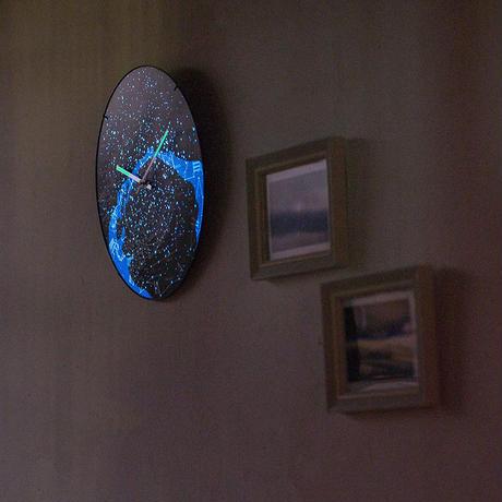 NEXTIME ◆NEXT 3165.0 ◆MILY WAY(天の川)掛け時計◆プラネタリウム【正規輸入品】