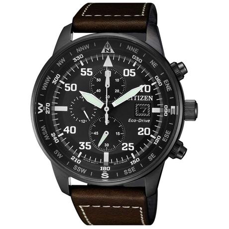 シチズン◆CITIZEN  CA0695-17E◆シリーズ:エコ・ドライブ◆クロノグラフ◆メンズ腕時計