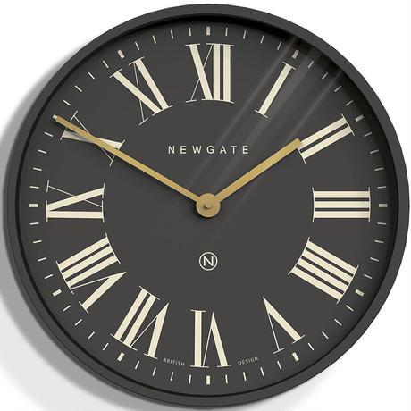 ニューゲート◆Newgate PUT469BGY◆バトラー掛け時計◆ブリザードグレー/グレーダイヤル◆Ø45cm