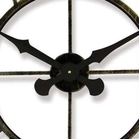 ロジャーラッセル◆Roger Lascelles◆ ODC / VINTAGE 掛け時計(70㎝)◆アンティーク仕上げ
