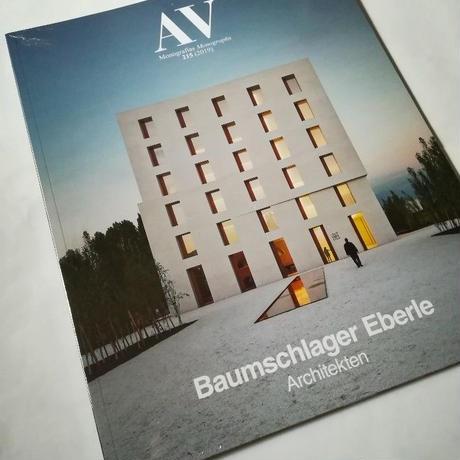 AV 215 BAUMSCHLAGER EBERLE Architekten