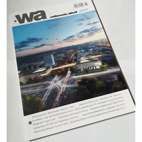 wettbewerbe aktuell 8/2017