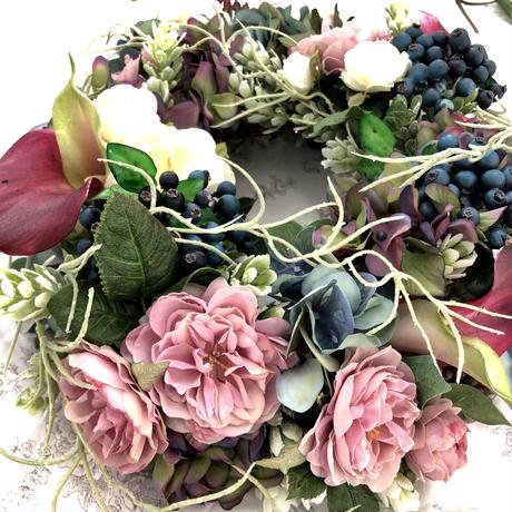 Flower Wreath 【豊穣2019】BOX付