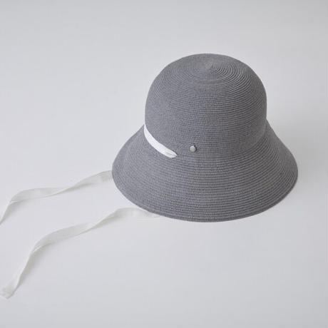 Raffia Crochet / Gray