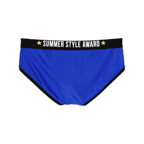 SUMMER STYLE AWARD UNDERPANTS (BLUE)