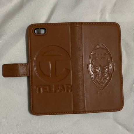 【TELFAR】iPhone case 〜from D〜