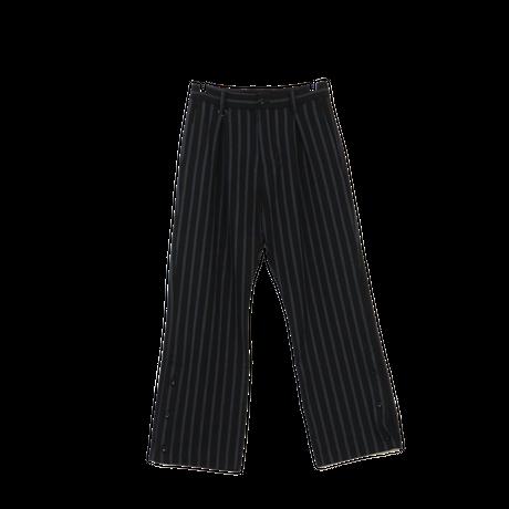 【STUDIOUS】stripe slacks~from しゅんぺい~