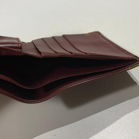 【Cartier】Wallet~from D~