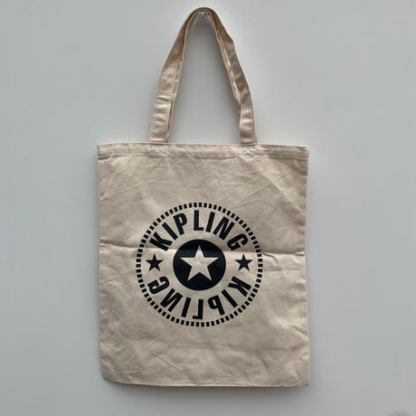 【kipling】tote bag~from D~