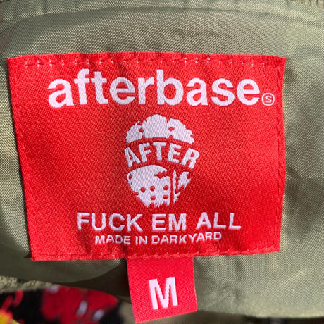 【afterbase】jacket~from D~