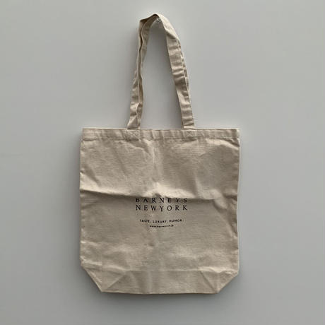 【BARNEYS NEWYORK】  tote bag 〜from D〜