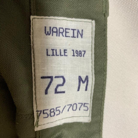 French army Warein F-2 field pants