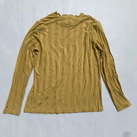 【Donnez-Moi】long t-shirt 〜from D〜
