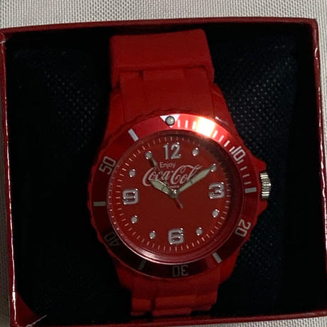 【Coca-Cola】wrist watch〜from D〜