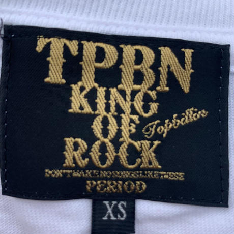 【king of rock】t-shirt~from D~