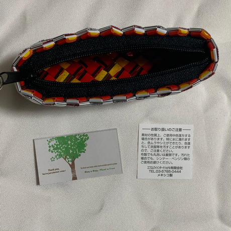 【ECOIST】pouch〜from D〜