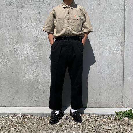 【Carhartt】half shirt beige